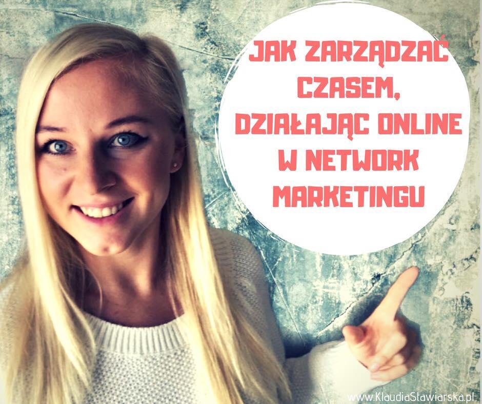 Jak zarządzać czasem, działając online w Network Marketingu ?